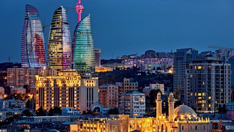 Баку - Современный мегаполиси Старый город