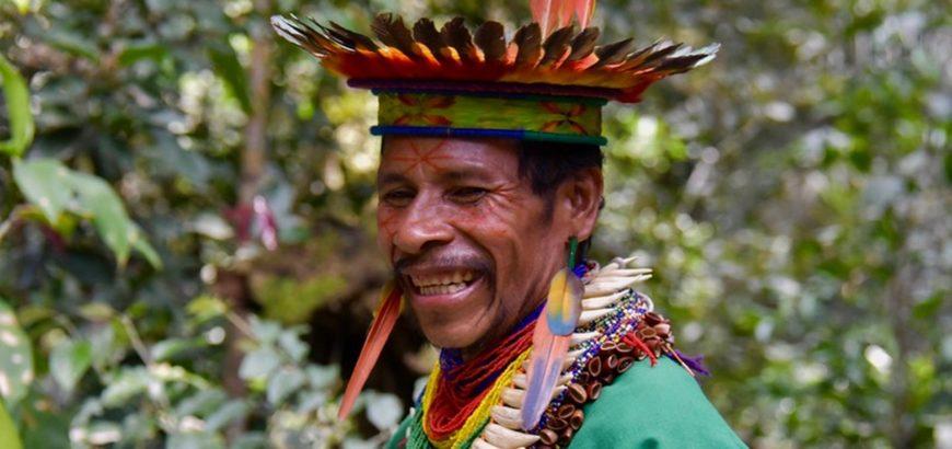 Знакомимся с обитателями Амазонии