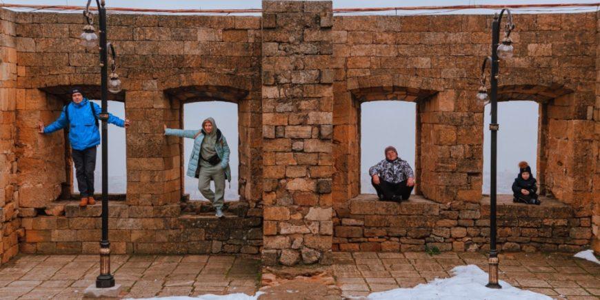 Древний Дербент - город на Шёлковом пути