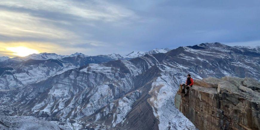 Мощь Дагестанской природы