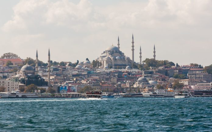 Стамбул: на кораблике по Босфору