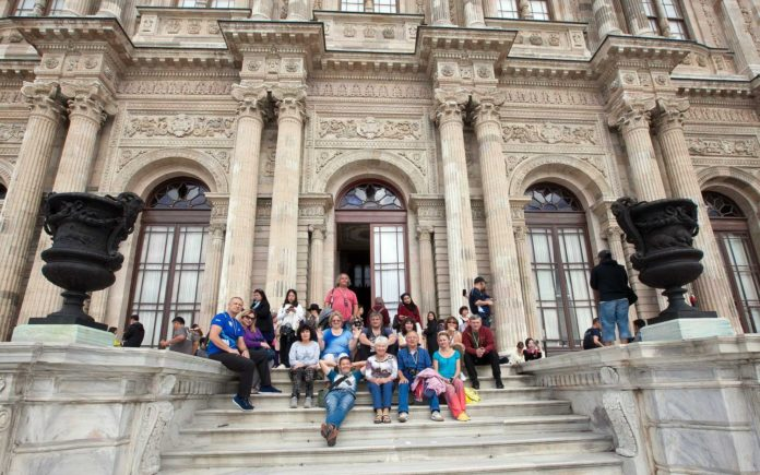 Стамбул: султанские дворцы и мечети