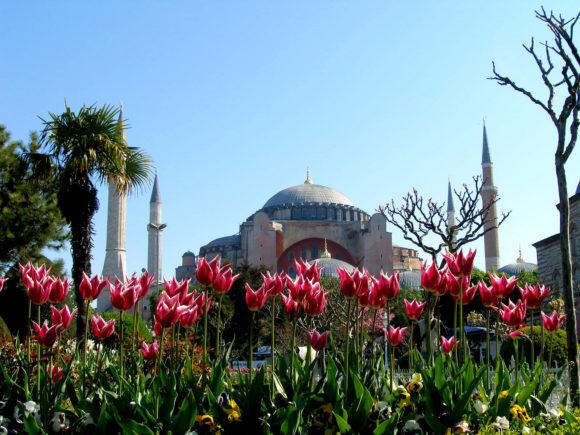 Turkey_Istanbul_Sultanhmet_Hagia Sophia_3