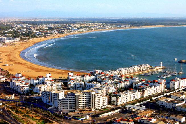 Marocco_Agadir_Marina_Atlantic coast
