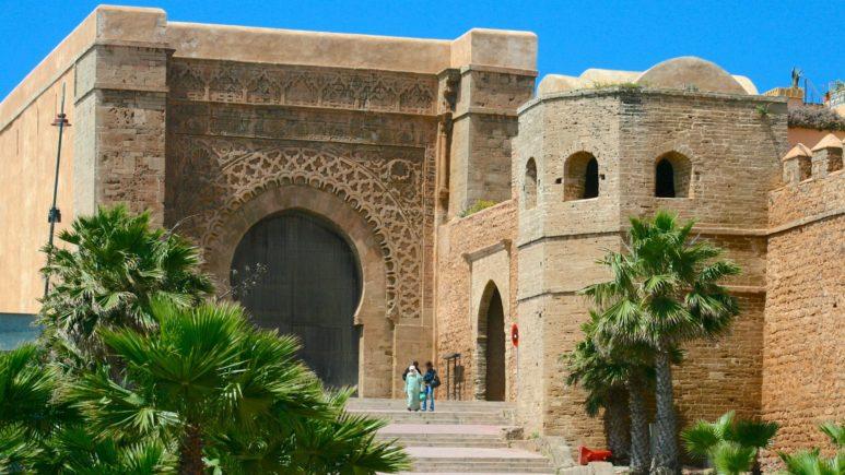 Marocco_Rabat_Kasbah des Oudayas_castle