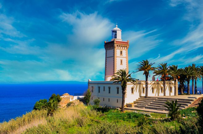 Мorocco Tangier_Strait of Gibraltar_Cap Spartel