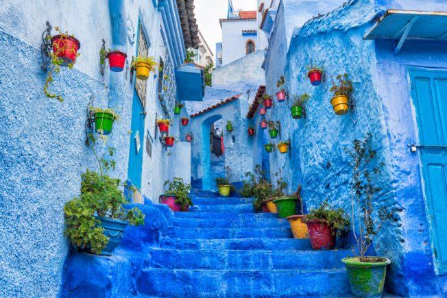 Marocco_Chefchaouen_blue city_medina
