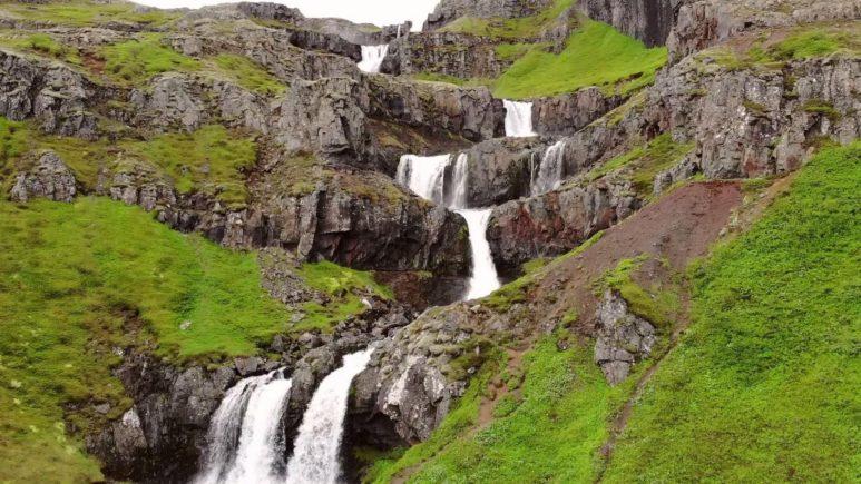 Iceland-Klifbrekku-Waterfall (1)
