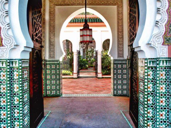 Marokko-Marrakech-palace-bahia-mosaic_2