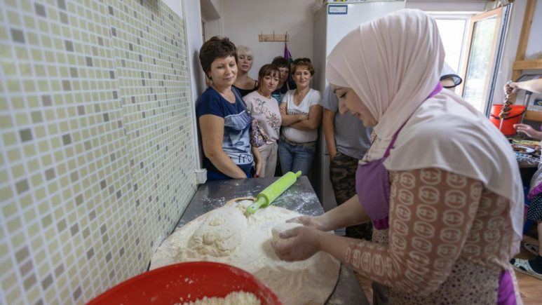 Погружение в кавказскую кухню