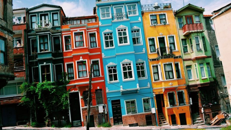 Малоизвестные места в Стамбуле