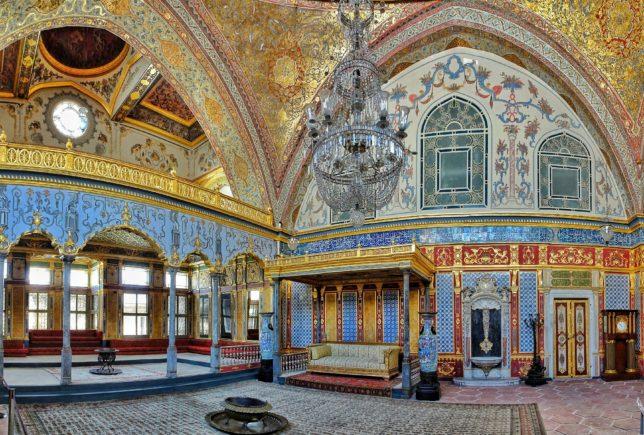 Turkey_Istanbul_Topkapi Palace_Harem