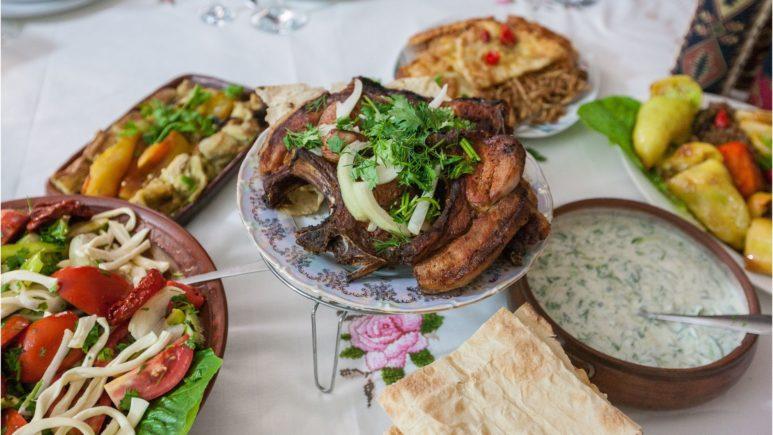 Кулинарные шедевры в гостях у местных жителей
