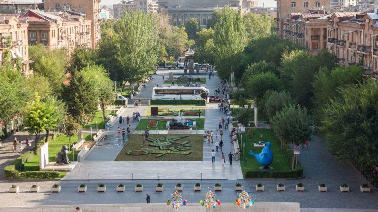 Секреты улиц Еревана