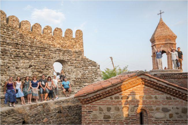 Древние крепости и храмы