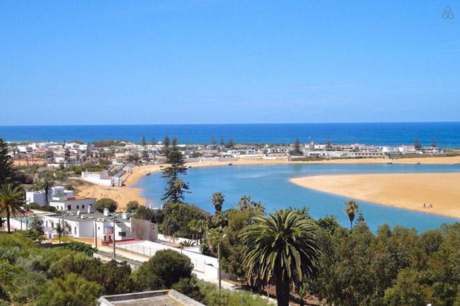 Morocco_Oualidia_lagoon_beach