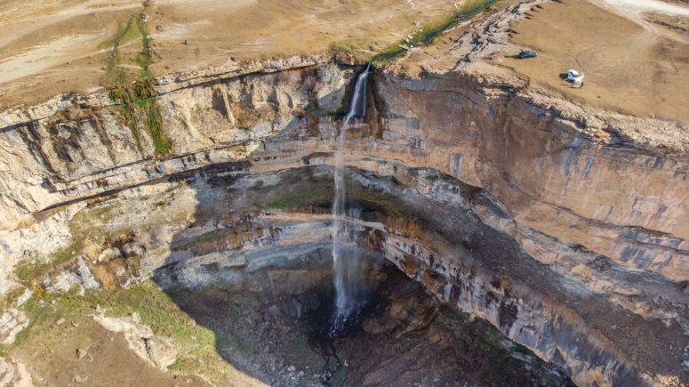 Живописные водопады