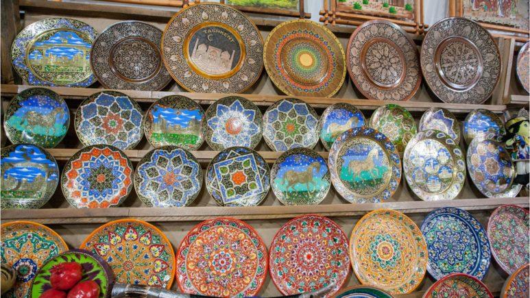 Изобилие Ташкентских рынков