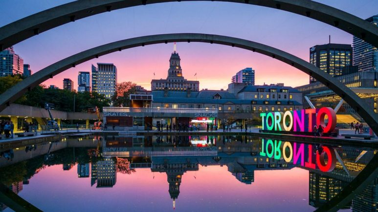 Мультикультурный Торонто на берегах Онтарио