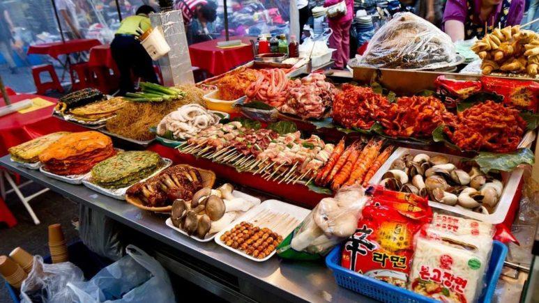Знаменитая корейская кухня