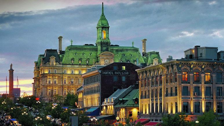 Викторианский стиль Монреаля