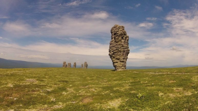 Седьмое Чудо России — плато Маньпупунёр