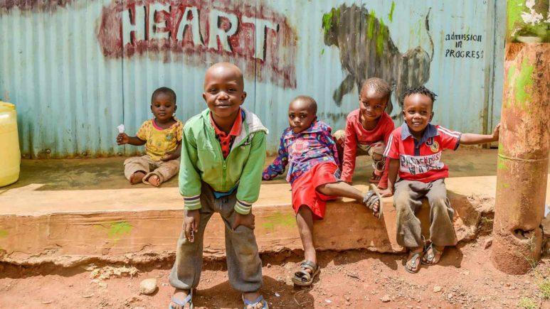 Изучаем жизнь многомилионного мегаполиса Найроби