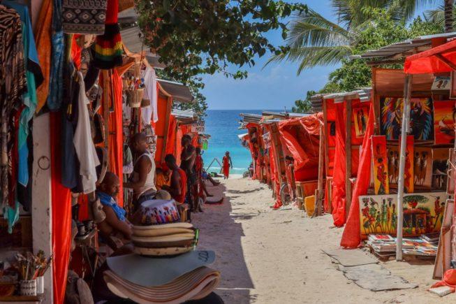 Лучшие пляжи северного Занзибара